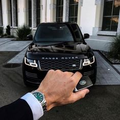 Range Rover Discover Image about fashion in by H. on We Heart It Image about fashion in by H. on We Heart It Range Rover Preto, Range Rover Evoque, Range Rover Sport, Range Rovers, Range Rover Autobiography, Range Rover Black, Audi, Porsche, Have A Great Friday