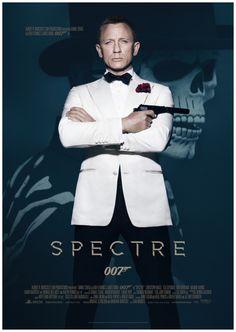 Das offizielle Plakat zu #SPECTRE ist da!  Trailer zum 007 >>> https://go.film.tv/007?utm_content=buffer8f71e&utm_medium=social&utm_source=pinterest.com&utm_campaign=buffer