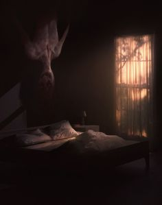 The art of horror. If it is scary, it is welcome here. Scary Photos, Creepy Images, Creepy Pictures, Arte Horror, Horror Art, Fantasy Creatures, Mythical Creatures, Arte Obscura, Modern Bedroom Design