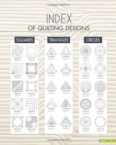Shape by Shape Free-Motion Quilting with Angela Walters: 70+ Designs for Blocks, Backgrounds & Borders: Angela Walters: 9781607057888: Books...