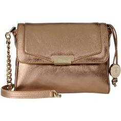 TRUSSARDI Medium leather bag ($955) ❤ liked on Polyvore
