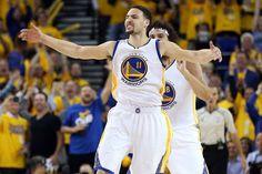 #NBA: Klay Thompson anotó 25 punto en la victoria de los Warriors ante Knicks