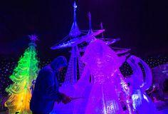 Disney Dreams Ice Festival in Antwerp.