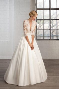Cosmobella Classica | Style 7746 #weddingdresslove