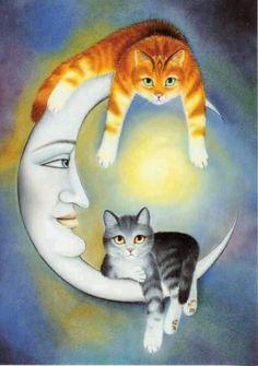 moon art tumblr - Buscar con Google