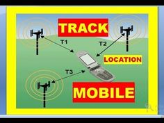 tracking cell phone triangulation