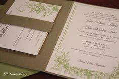 Page not found - Zenadia Design Lace Invitations, Invites, Spring Wedding Inspiration, Wedding Ideas, Pocket Invitation, Lake Park, Whats New, Real People, Letters