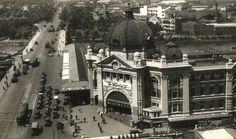 1920s Flinders Street