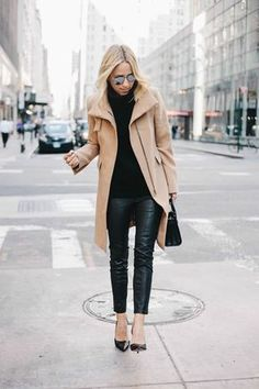 Obsession: Camel Coat 		 por ana jacobs | ana in style 		 		 - http://modatrade.com.br/obsession-camel-coat