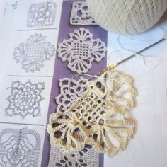 crochet diagram | Crochet Diagrams: I figured this one out . . . now what to do? | G-Ma ...