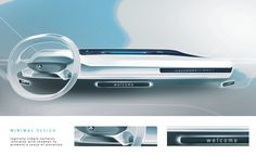 Mercedes F L O A T I N G d y n a m i c on Behance