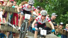 Canada wins gold, silver in cross-country mountain bike at Pan Am Games