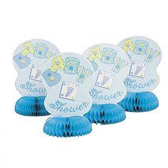 "6"" Mini Blue Stitching Boy Baby Shower Centerpiece Decora... https://www.amazon.com/dp/B003LD0L98/ref=cm_sw_r_pi_dp_x_QsQMybKDN10RY"