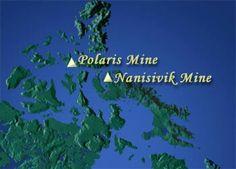 polaris nunavut canada