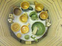 Cone 6 yellow glaze recipe