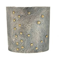 New Sterling Silver 925 Yellow Gold and Diamond Cuff Bracelet Silver Cuff, Sterling Silver, Wholesale Diamonds, Cuff Bracelets, Gold, Dating, Internet, Ebay, Yellow