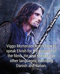 Viggo, Aragorn, LOTR