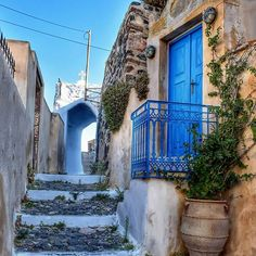 Pyrgos, Kikladhes, Greece