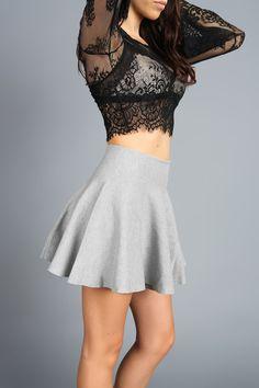 Flare & Full Skirt