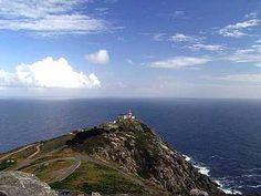 Faro de Finisterre, Galicia