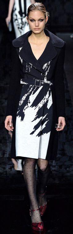 Diane von Furstenberg Collections Fall Winter 2015-16 collection