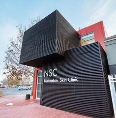 Naturaliste Skin Clinic - Dane Design Australia Houses Houses, Optical Shop, Skin Clinic, Skyscraper, Multi Story Building, Retail, Australia, Interior Design, Architecture