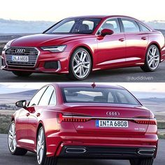 Best new Audi design so far? The #newAudiA6 is here Pic 1: new A6 in red Pic2 (in Profile): Interiort Pic3 (in Profile) new A6 in grey 2019 Audi A6 sedan Audi ---- oooo #audidriven - what else ---- . . . . #Audi #A6 #AudiA6 #newa6 #a6sedan #quattro #drivenbyvorsprung #landofquattro #weareaudidriven #carporn #marclichte #audidesign