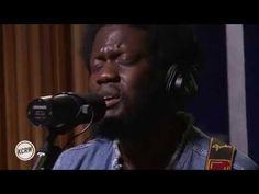 "Michael Kiwanuka performing ""Love & Hate"" Live on KCRW - YouTube"
