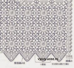 Free Crochet Charts and Explanation for Vintage Timeless Vest Crochet Gratis, Crochet Chart, Free Crochet, Crochet Top, Crochet Patterns, Handicraft, Diy Design, Free Pattern, Quilts