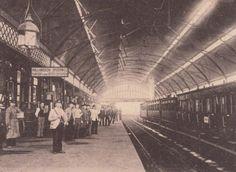 station Rotterdam Maas stationsgebouw II (1900)