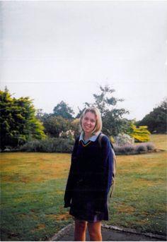 Jacinda Ardern during the as she attended Morrinsville College. High Neck Dress, Hipster, College, Prime Minister, Dresses, Style, Fashion, Turtleneck Dress, Vestidos