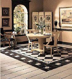 Hargakeramik  Harga Material  Pinterest Entrancing Dining Room Tile Design Ideas