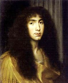 Possibly Monsieur, Philippe I duc d'Orléans, c. 1665,  attributed to Jean Nocret (1615-1672)