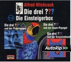Die drei ??? - Die Einsteigerbox (Folgen 1-3): Amazon.de: Musik