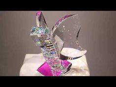 Chrysalis - Glass Sculpture by Jack Storms Jack Storms Glass, Dichroic Glass, Asmr, House Rooms, Glass Art, Sculpture, Facebook, Website, Twitter