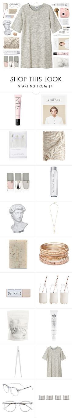 """""""⎨ trippin' skies, sippin' waterfalls⎬"""" by solastamel ❤ liked on Polyvore featuring NARS Cosmetics, Kinfolk, Forever New, Calypso Home, Lancôme, Eichholtz, Cole Haan, Meraki, Red Camel and Dress My Cupcake"""