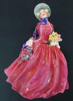 Most Valuable Royal Doulton Figurines | RARE Royal Doulton Honey HN1963 Figurine