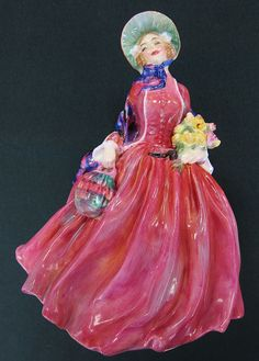 Most Valuable Royal Doulton Figurines | RARE Royal Doulton Honey HN1963 Figurine