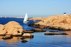 Bullaren, Bohuslän     Boy, I remember those rocks.   sll