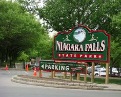 Niagara Falls – Loved it. Really would love to go back to see THE FALLS.