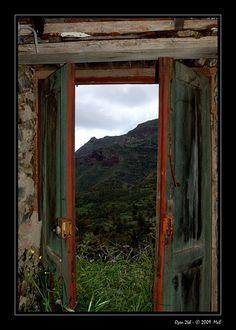 doorway from...