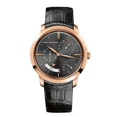 #GirardPerregaux 1966 Annual Calendar & Equation of Time Rose Gold #Watch
