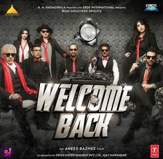 Welcome Back – Film Review