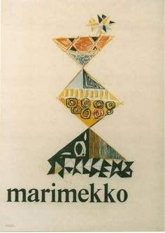 Original-vintage-poster-MARIMEKKO-FINNISH-DECORATIF-ARTS-1953
