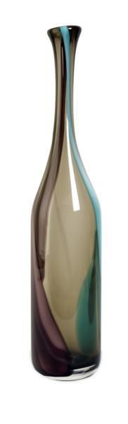 Fenella Large Purple and Teal Bottle
