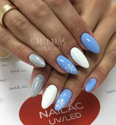 @spnnails UV LaQ 502 My Wedding Dress, Holo  @nailacuv #025 #nails #paznokciezelowe #spn #spnnails #welovenails #instagram #nailsart #nailswag #winteriscomming #instanails #instanaildesign #naildesigns #spnteam #uvlaq