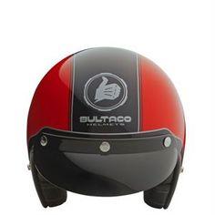 Casco Bultaco Helmets Tralla, rinde homenaje a la primera creación de motocicletas de Bultaco, todo un acierto de diseño, con acabados impecables. www.relojes-especiales.net #motos #bultaco #tralla