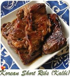 Here's a very tasty Korean Kalbi marinade by Chef Maka from the Big Island. Get more local style recipes here.