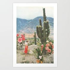 Decor Art Print