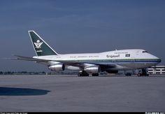 Saudia - Saudi Arabian Airlines HZ-AIJ Boeing 747SP-68 aircraft picture